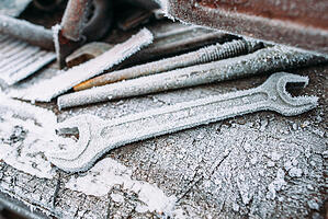 protect your tools from harsh weather