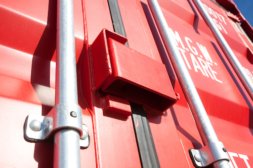 Locked-Storage